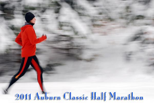 2011 Auburn Classic Half Marathon