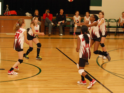 Metcalf Girls Volleyball