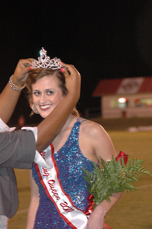 HHS vs Macon County (Homecoming)10/ 14/2011