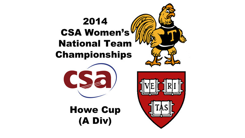 2014 Women's CSA National Team Championship Videos