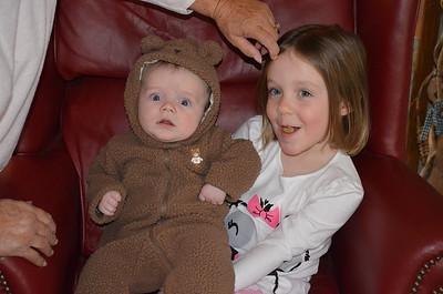 Maddie & Will - Nov. 2014