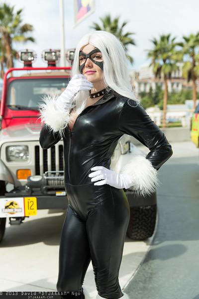 Long Beach Comic Con 2013 - Saturday