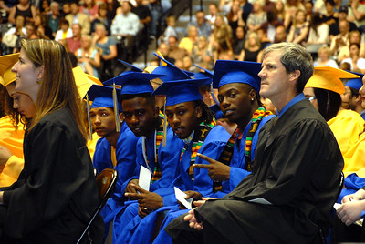 Chima Okoro Northwest High Graduation May 17, 2017