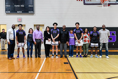 2019-2020 Winter Sports Senior Night