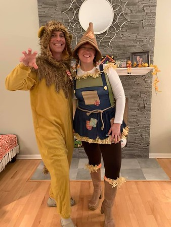 Oct. 26: Halloween Party (Wizard of Oz)