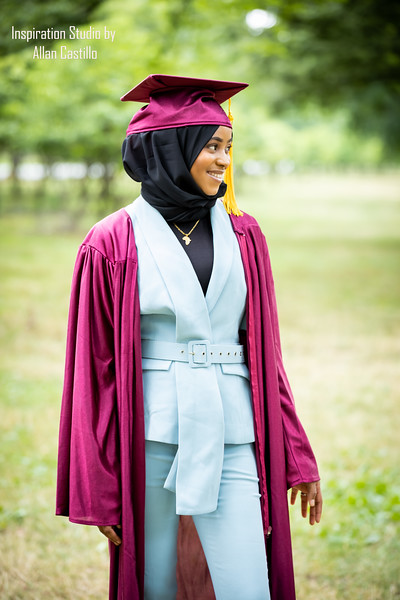 llyasu Jalloh's graduation Photos