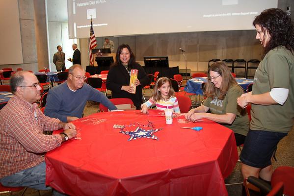 AOL Veterans Day Luncheon