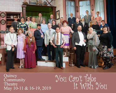 QCT - You Can't Take it With You - 2019