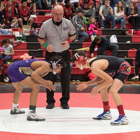 Orting Wrestling SubRegionals 2017 Day 2