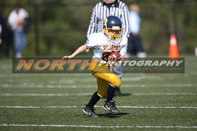 10/17/2010 - Smithtown vs. Northport Tigers @ Bellerose Ave.