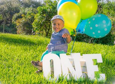 Wesley Birthday Pics