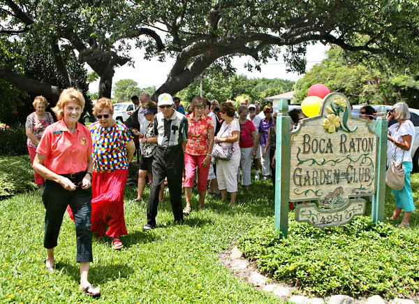 Boca Raton Garden Club 60th Anniversary