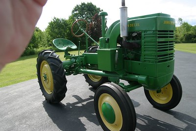 Tom's Tractor