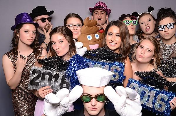 Puyallup High School Prom 2016