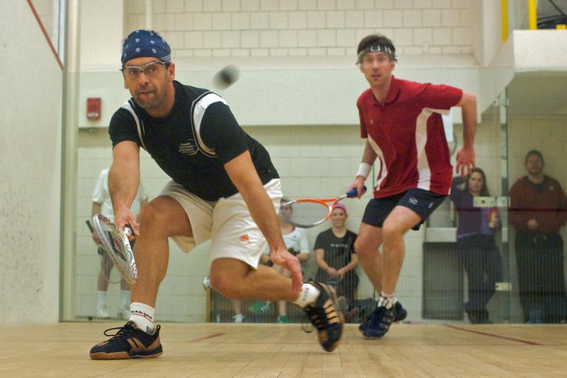 2009 Smith College United Way Squash Tournament