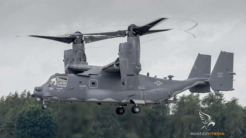 US Air Force 352nd SOW / Boeing CV-22B Osprey / 12-0064