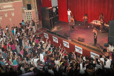 """Back To School Bash featuring """"Pretty Ricky"""" Aug 22, 2008"""