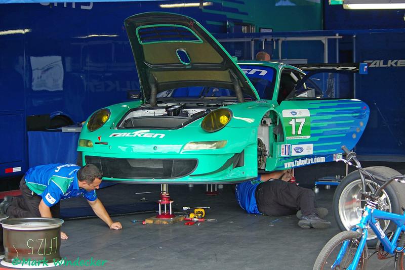 GT-Team Falken Tire