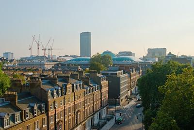 London: Bloomsbury & St Pancras