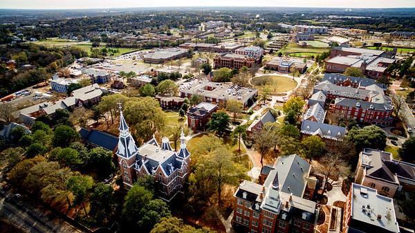 Mercer University Campus