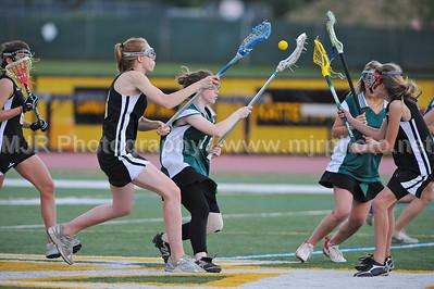 Lacrosse, Girls H.S. JV, St Anthony's Vs Holy Trinity, 05-15-08