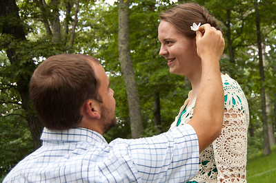 The Engagement of Jared & Dorothy