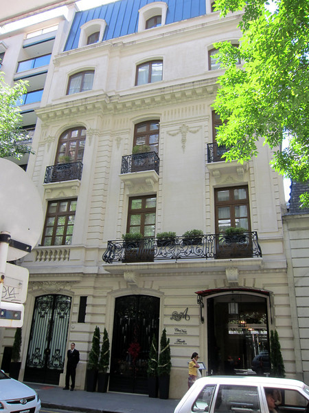 The Algodin Mansion Hotel, Buenos Aires