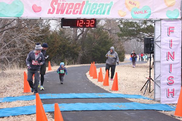 Sweet Heart Kids run