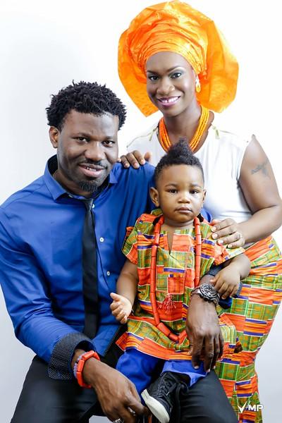 Emmanuel and Tutu Family