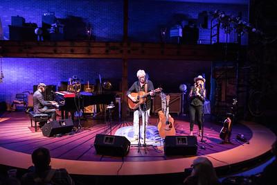 Tom Rush w/Matt Nokoa & Monica Rizzio  at Center for the Arts Cotuit , MA. 12/3/19