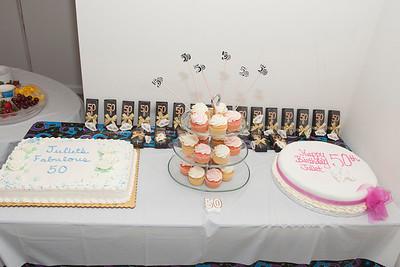 Juliet 50th Bday Party Pics