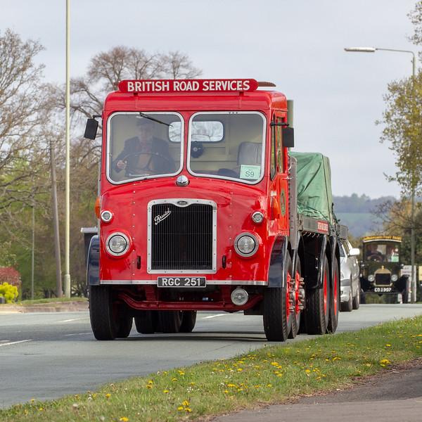RGC251 1955 Bristol HG6L