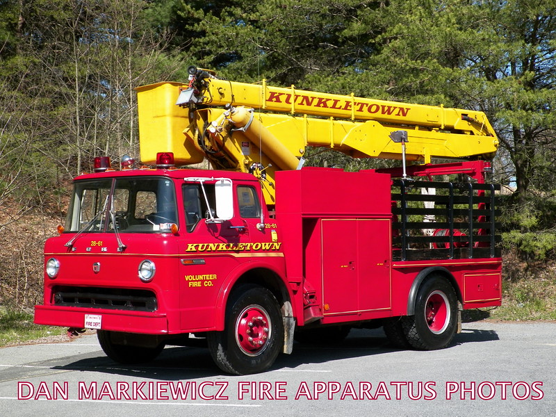 KUNKLETOWN FIRE CO.