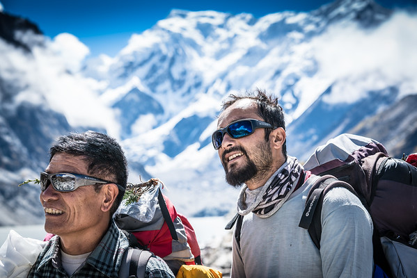 Nepal's Rolwaling Valley and Tesi Lapsa La (5760m)