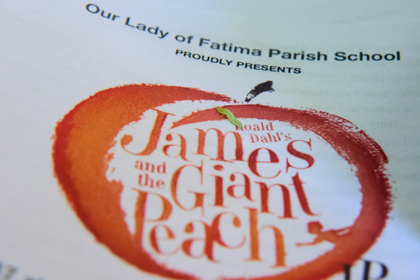 2018 May 17th Performance James & The Giant Peach