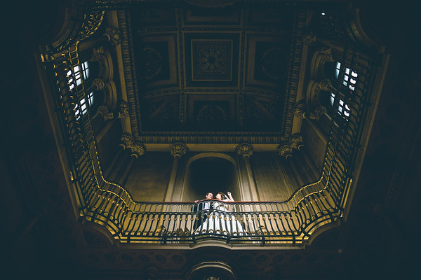 Claire & David - Grittleton House Wedding Photography