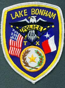 Lake Bonham Police