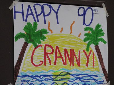 Pawleys Island & Granny's 90th Celebration