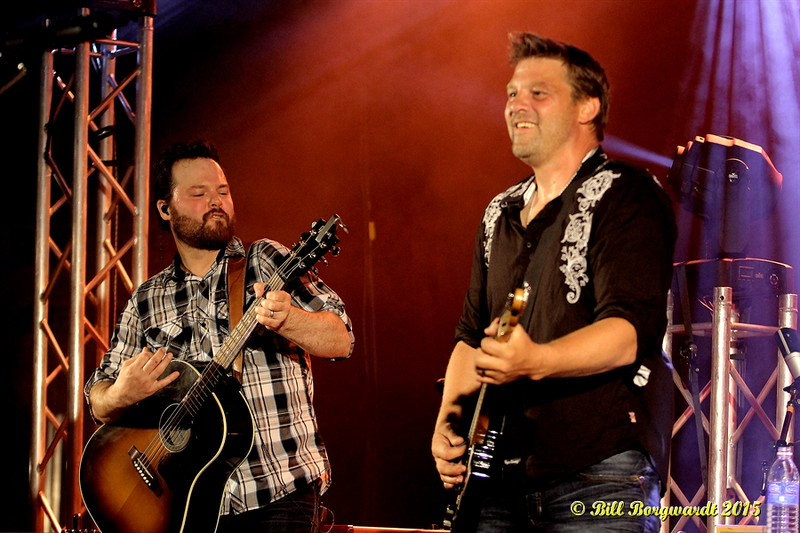 Dave Wasyliw & Chris Thorsteinson - Doc Walker at Spruce Grove 115