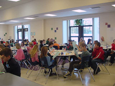 Daisy Brook Classes - 2005-2006 - 4th Grade Michigan Breakfast