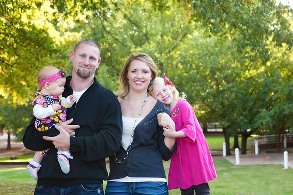 Kelbaugh Family 2011
