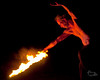 Tai Chi Fire Sword: ankle cut