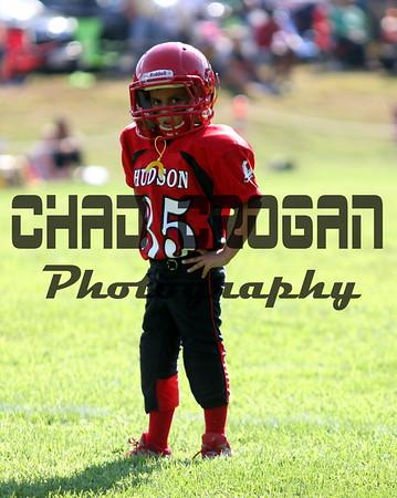Hudson High School 8th Grade Football