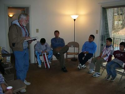 First Baptist Atlanta @ Hamptons @ Lenox Chrismas Party 12.17