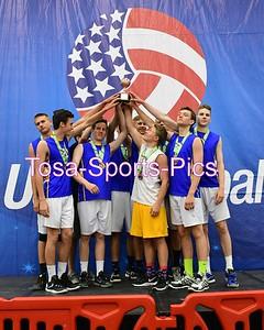 2016 Milwaukee Volleyball Club