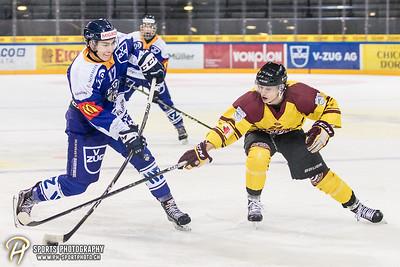 EVZ Elite A - Genève Futur Hockey
