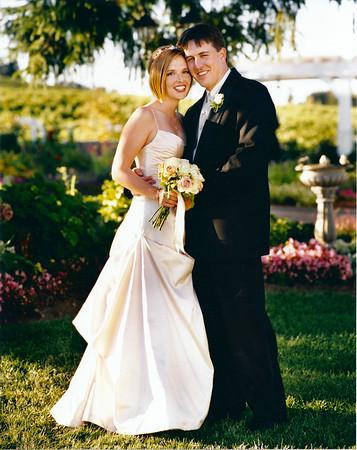 Kelly & Chris Wedding 9/10/2005