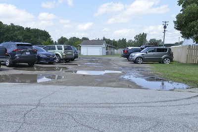 CCF Reference Photos of Handicapped Parking Lot