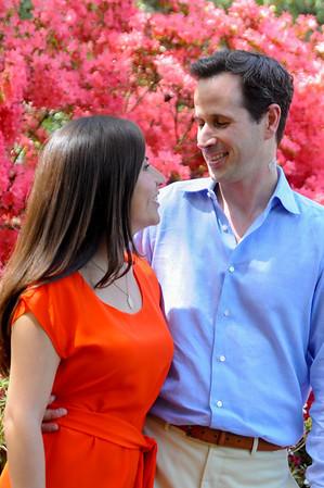 Isabel & Felipe Are Engaged!