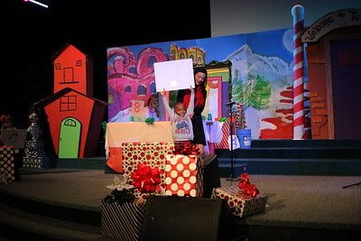 Childrens Christmas Play 2017